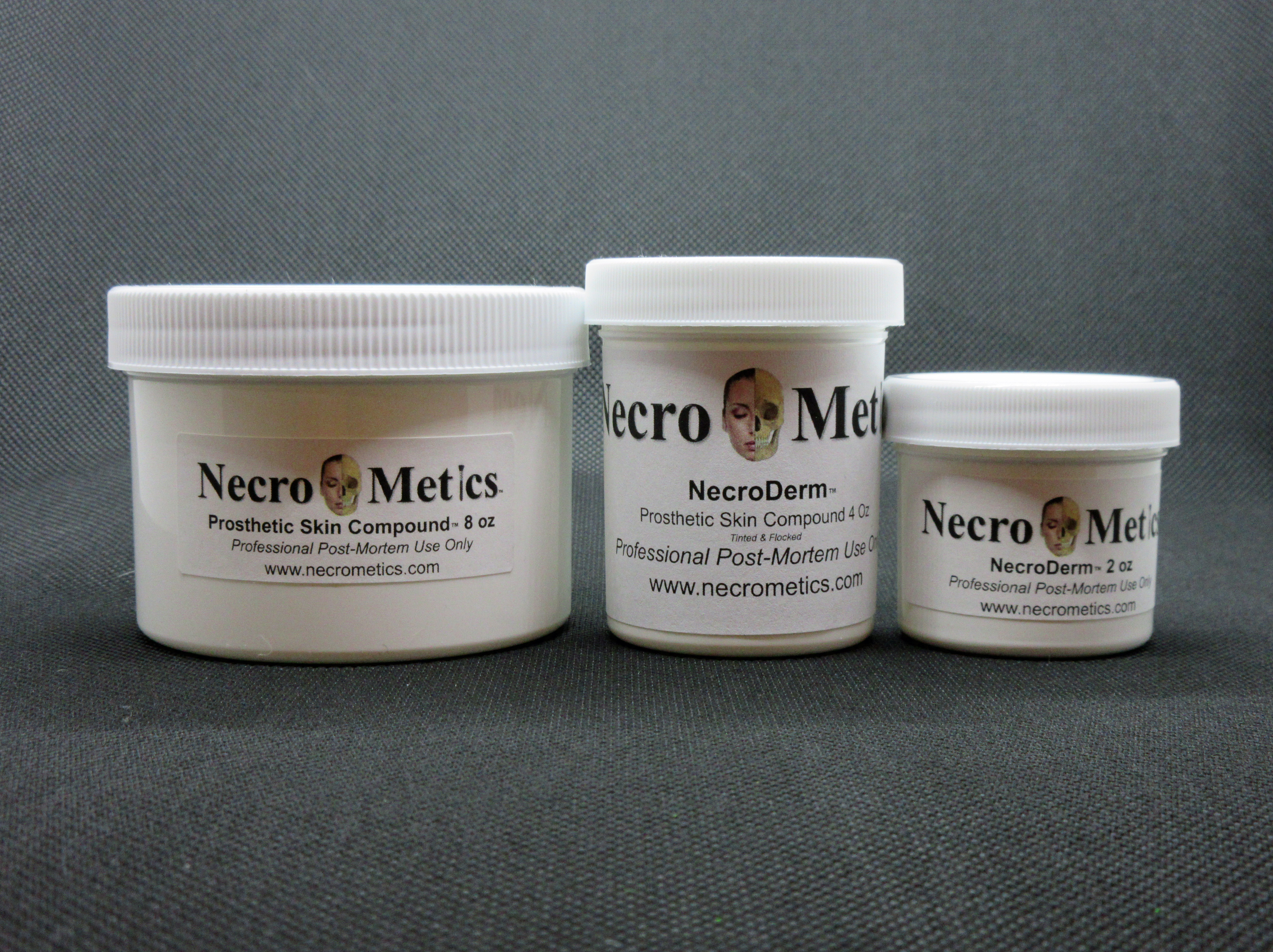 NecroDerm™ Prosthetic Skin Compound Wax Replacer