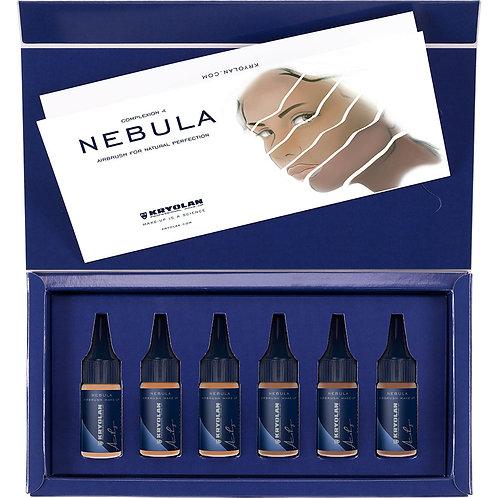 Kryolan NEBULA Mortuary Airbrush Cosmetic Set 4
