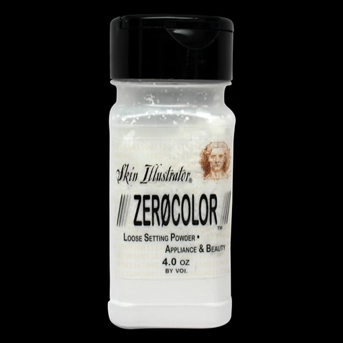 Skin Illustrator ZeroColor Powder 4 oz.
