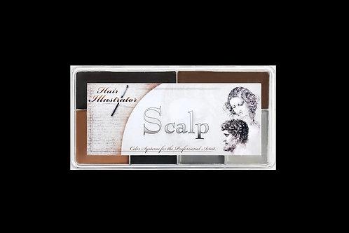 Skin Illustrator Mortuary Hair & Scalp Palette