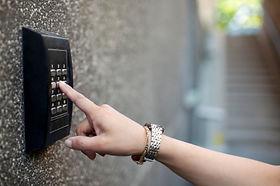Intercom, Access Control, Keypad Access