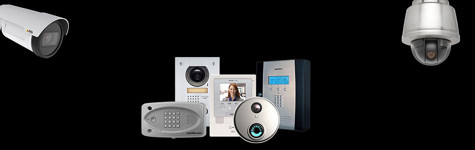 Access Control, Telephone Entry System, Intercom, IP Camera