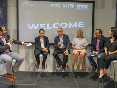 JVP And NYC Partner On Cyber Challenge, Offering $1 Million Investment And Spot At NYC's First Cyber
