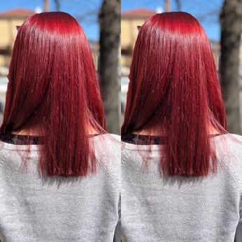 #redhair  #ilovemyjob 🎈🎈.jpg