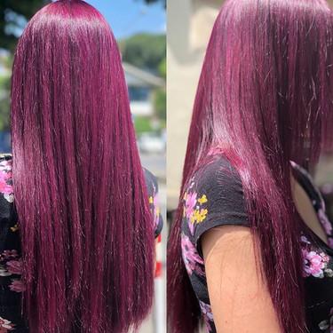 #violethair #nofilter 💜🦄.jpg