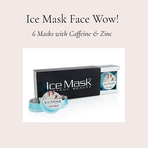 Ice Mask Face Wow!