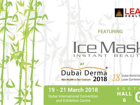 Ice Mask at Dubai Derma