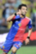 FC Basel Goal M Saled Champions League v