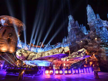 Trivia:  Which Disneyland attraction has the most riders since Star Wars: Galaxy's Edge opened?