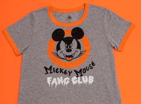 Get Into the Spooky Shopping Spirit for Halloween at Disney Parks