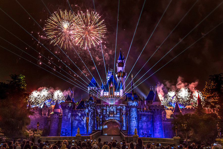 Disneyland Forever Fireworks