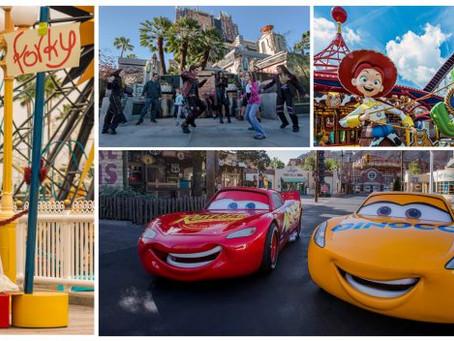 10 Entertaining Experiences at Disney California Adventure Park this Summer