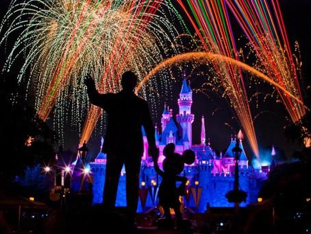 'Disneyland Forever' Fireworks to Again Fill the Sky
