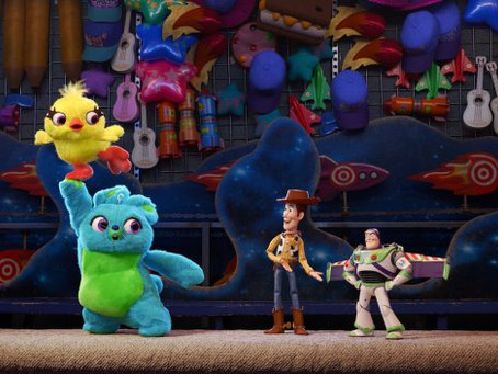 Sneak Peek of Disney and Pixar's 'Toy Story 4' Coming Soon to Disney Parks and Disney Cruise Line
