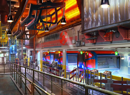 First-Look Inside  & Ride Scenes for the Spider-Man Attraction Coming to Disney California Adventure