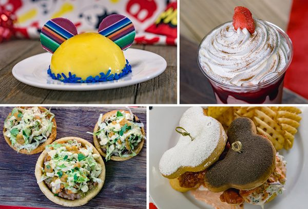 Get Your Ears On Foods at Disneyland