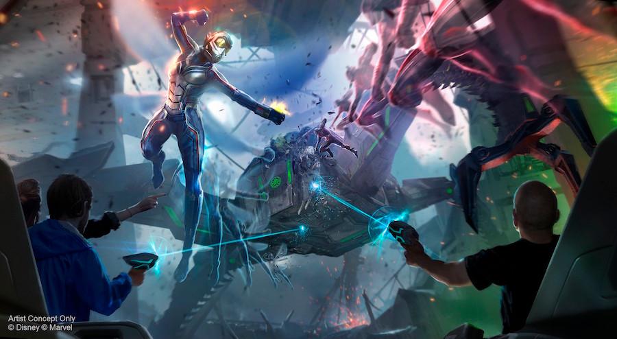 Global Avengers Initiative