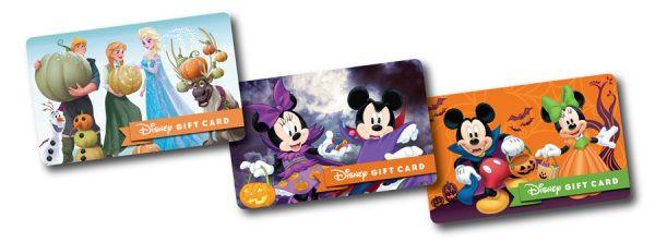 Disney Gift Card Images