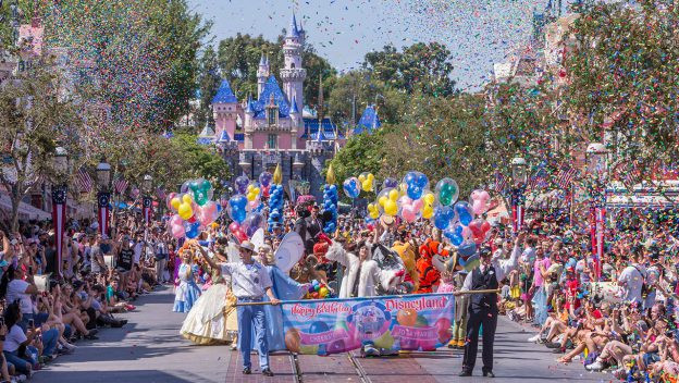 Disneyland Celebrates 64 Years of Magic
