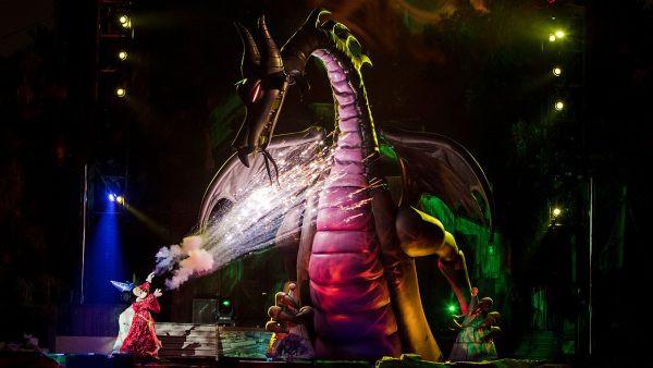 Entertainment at Disneyland Resort