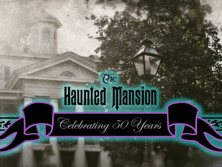 Haunted Mansion to celebrate 50 years at Disneyland event