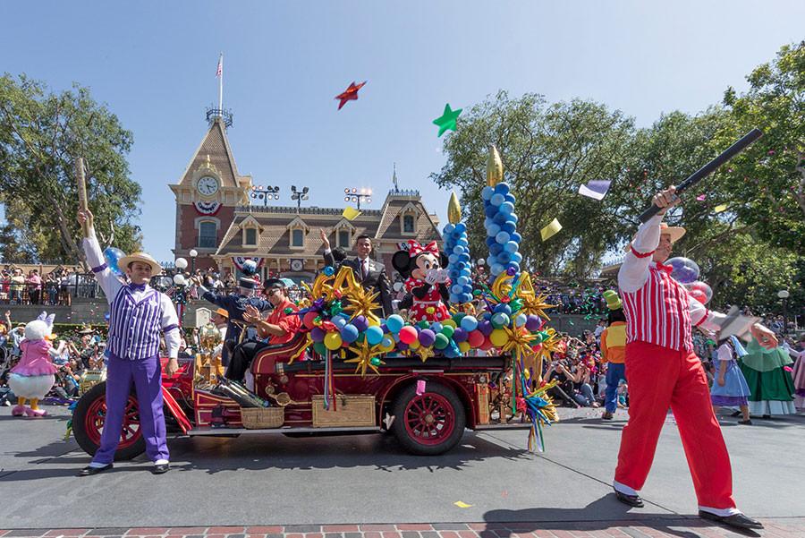 Disneyland Celebrates 64 Years of Magic