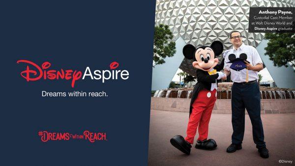 Disney Aspire Educational Program