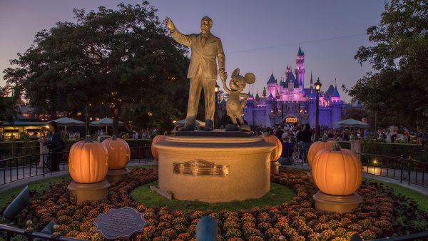 Hub at Halloween