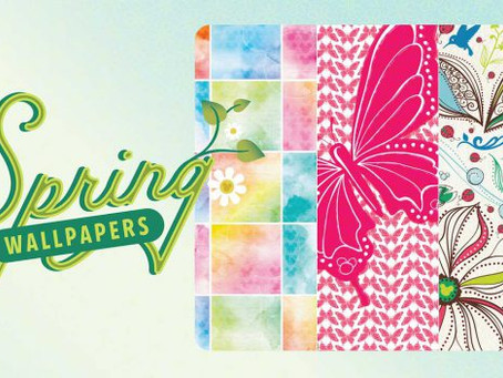 Celebrate Springtime at Disney Parks with New, Exclusive Digital Wallpapers