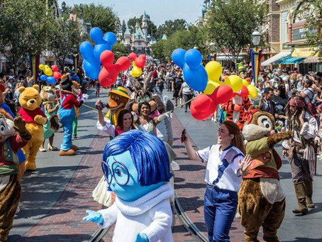 'Mickey and Friends Band-Tastic Cavalcade' Starts Limited Run at Disneyland Park July 18