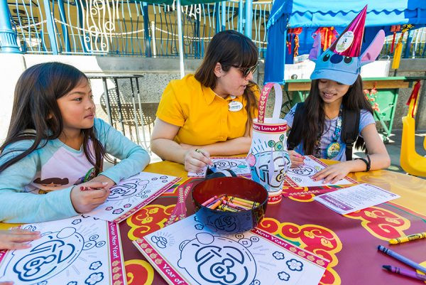 Lunar New Year Arts and Crafts