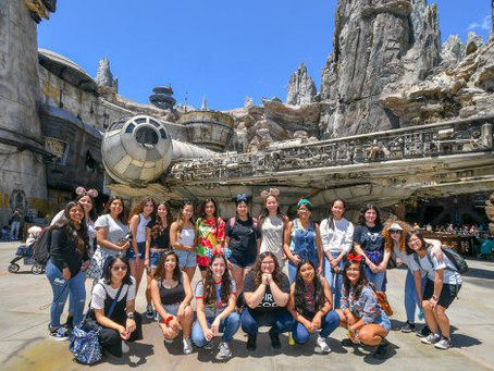 Disneyland Resort Invites 'Girls Who Code' to Explore Technology of Star Wars: Galaxy's Edge