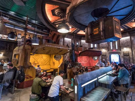 Grab a Galactic Bite at Star Wars: Galaxy's Edge – Now Open at Disneyland Resort!