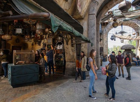 Take a Piece of the Galaxy Home: Shopping at Star Wars: Galaxy's Edge in Disneyland Park