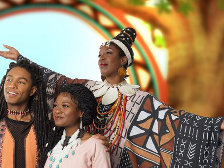 'Tale of the Lion King' Debuts at Disney California Adventure Park