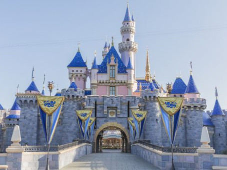 Sleeping Beauty Castle at Disneyland Park Reopens with Stunning Enhancements