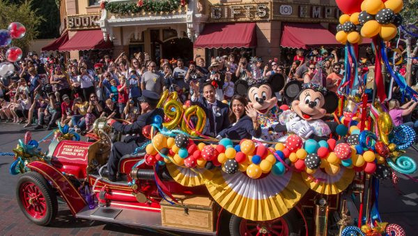 90 Years of Magic with Mickey Mouse
