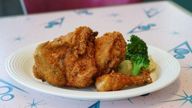 Flo's V8 Chicken Dinner