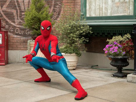 Swing in for a Heroic Encounter with Spider-Man at Disney California Adventure Park