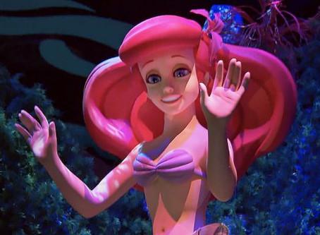 #DisneyMagicMoments: Dive into The Little Mermaid ~ Ariel's Undersea Adventure at Disneyland Resort