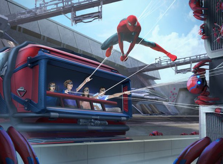 Details Revealed for Avengers Campus and Other New Experiences Coming to Disneyland Resort