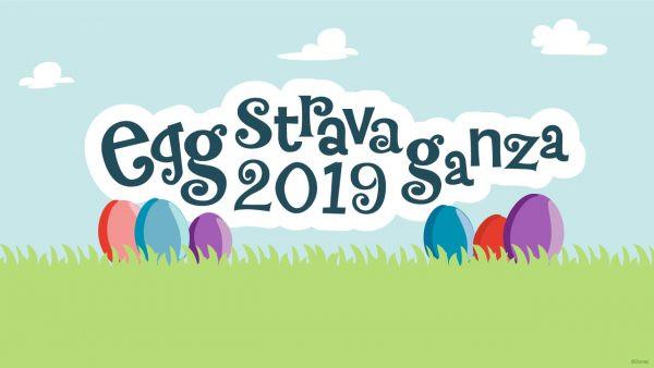 Disneyland Resort Eggstravaganza 2019