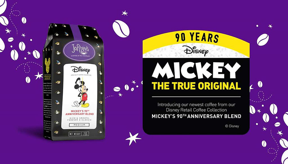 Mickey's 90th Anniversary Coffee Blend