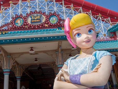 New and Favorite Toy Story Adventures Now Playing at Disneyland Resort