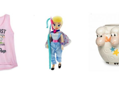 Celebrate 'Toy Story 4' with Bo Peep-Inspired Merchandise at Disney Parks