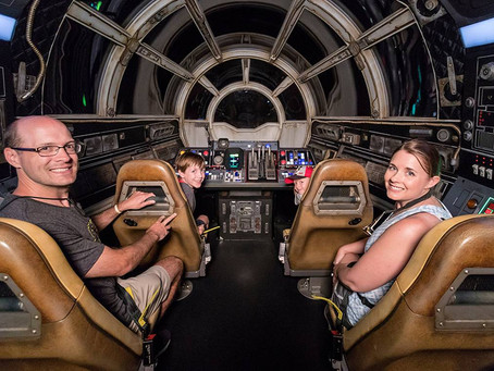 Disneyland's Millennium Falcon ride gets millionth rider after opening 7 weeks ago!