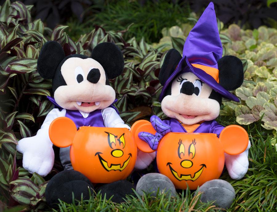 Halloween at Disney Parks