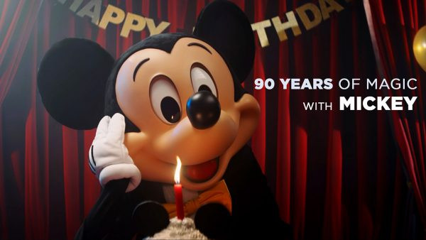 90 Magical Years with Mickey Mouse