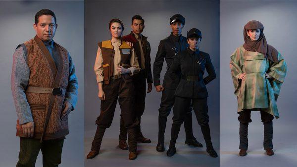 Star Wars: Galaxy's Edge Cast Member Costumes