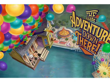 First Look: Pixar-Themed Billboards to Welcome Pixar Pier Guests at Disney California Adventure Park